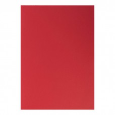 "Кардсток однотонный ""Красный"" 21х29.7 см, 160 г/м2"
