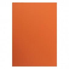 """Кардсток однотонный """"Оранжевый"""" 21х29.7 см, 160 г/м2"""