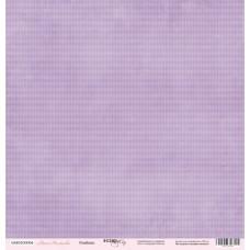 Бумага для скрапбукинга односторонняя Ромбики из коллекции Наша Малышка 30х30см от Scrapmir