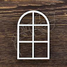 Чипборд Окно №3 (4,9х7,5 см)
