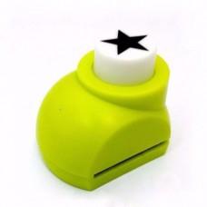 """Фигурный дырокол для бумаги """"Звезда"""" мини-размер"""