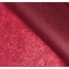 Бумага упаковочная тишью, бордовая, 50 х 66 см, 10 шт. в упаковке