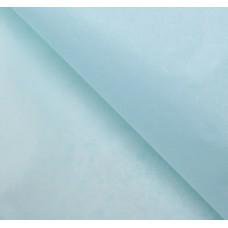 Бумага упаковочная тишью, голубая, 50 х 66 см, 10 шт. в упаковке