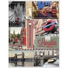 "Набор наклеек ""London-1"" (1 лист)"