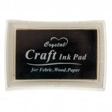 """Штемпельная подушка """"Черная"""", Craft Ink Pad"""