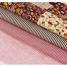"""Набор ткани для пэчворка """"Лоскутный"""" (3 шт., размер 30*40 см)"""