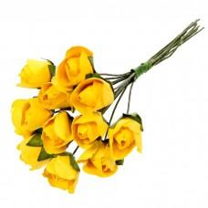 """Декор для творчества """"Желтые розы"""""""