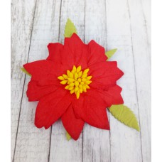 Пуансетия красная, 6 см, 1 шт